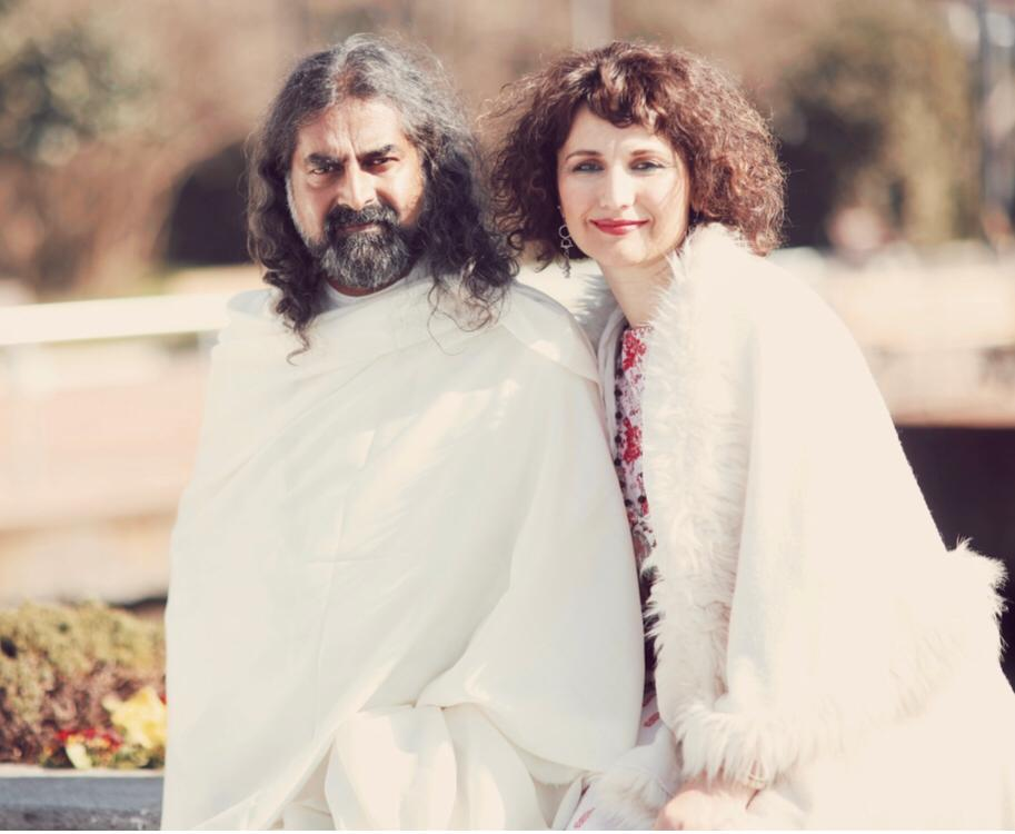 Devi Mohan with Mohanji